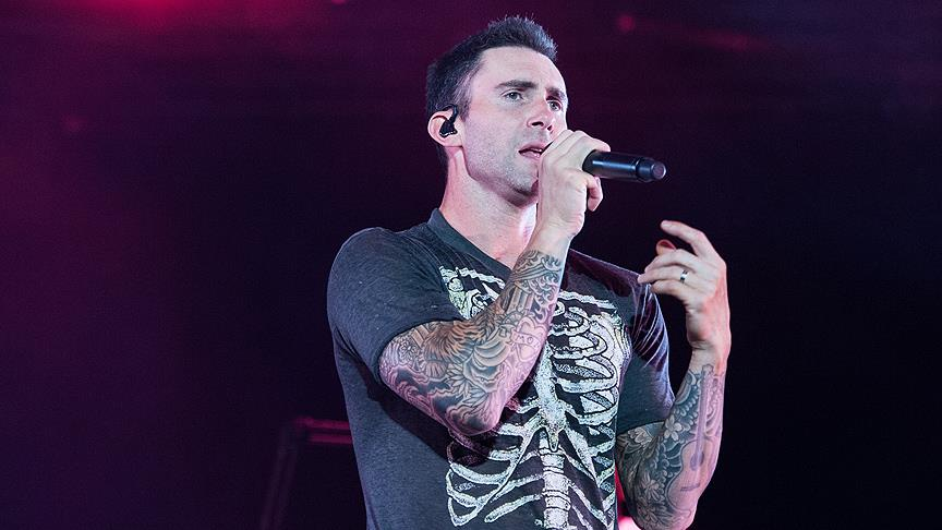 Maroon 5 EXPO'da konser verecek
