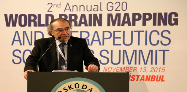 Üsküdar Üniversitesi'nden beyni anlama yolunda önemli adım