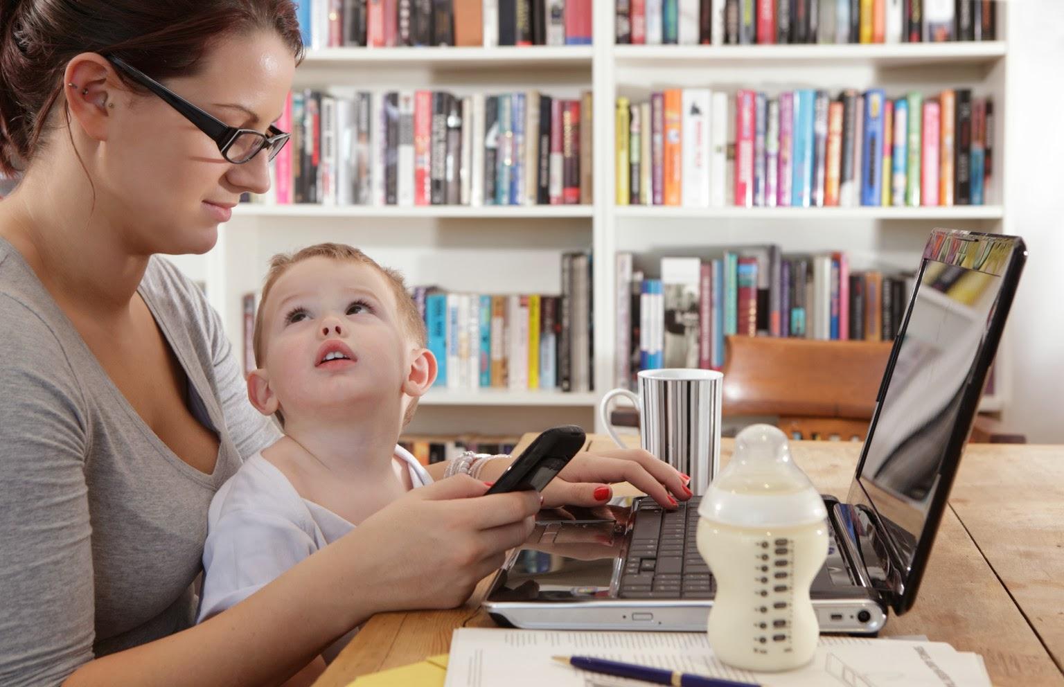 İşçi annelere otomatik kısmi çalışma geldi