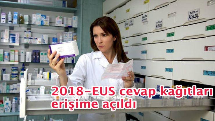 2018-EUS cevap kağıtları erişime açıldı
