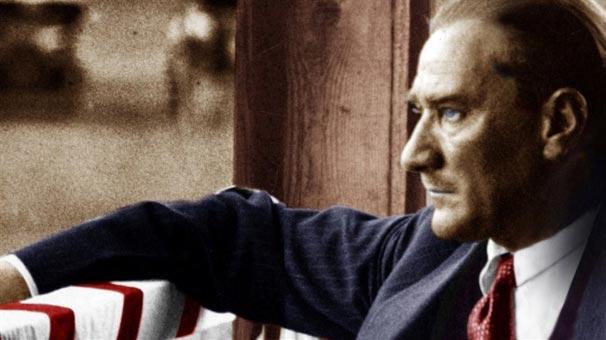 Atatürk'ümüzün son yolculugu