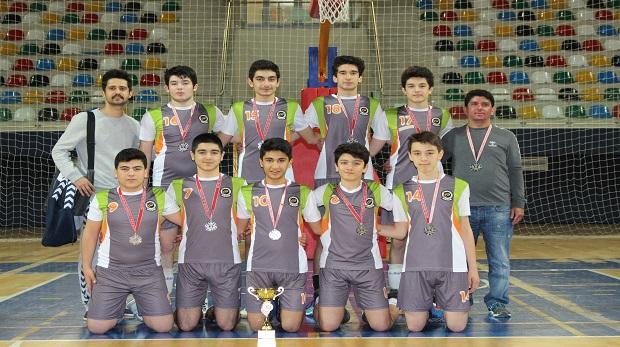 ERA Erkek Voleybol Takımı, Türkiye İkincisi!