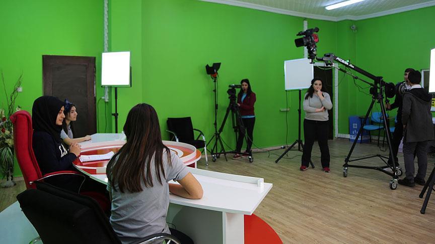 Geleceğin iletişimcileri Diyarbakır'da yetişecek