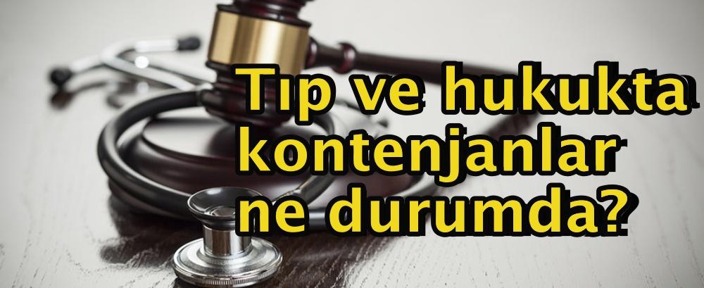 Tıp ve hukukta kontenjanlar ne durumda?