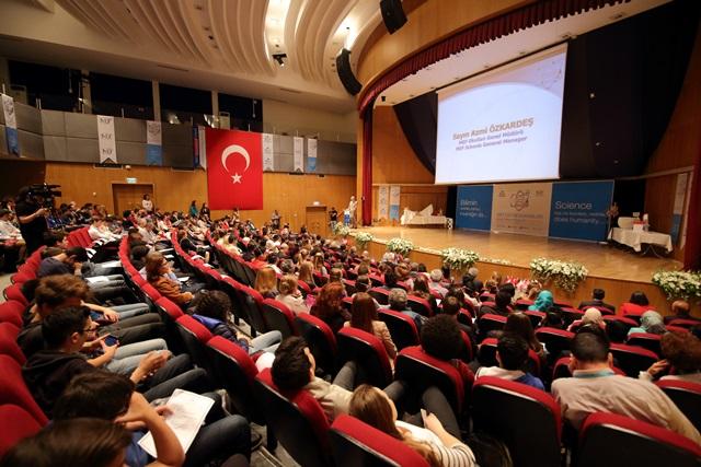 25.MEF Uluslararası Araştırma Projeleri Yarışması Start Aldı