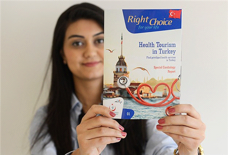 Sağlık turizmine ''Doğru Tercih Türkiye'' kampanyası ile destek