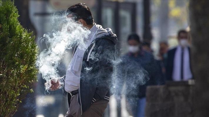 Sigara kullanımı her 5 ölümden biriyle ilişkili