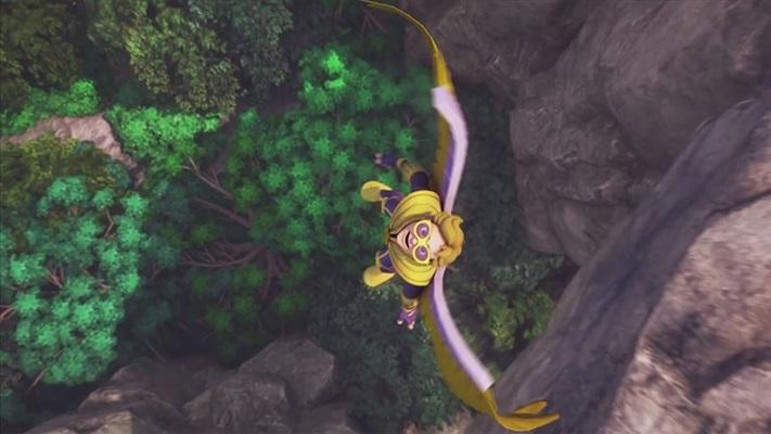 İlk yerli süper kahraman animasyonu 3 Nisan'da gösterime girecek