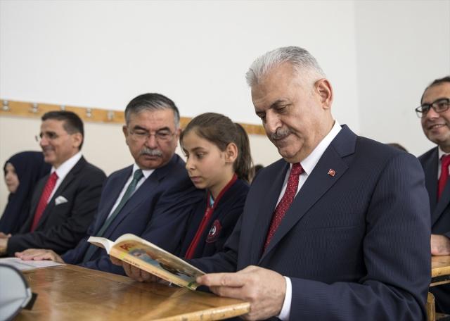 Başbakan Yıldırım: 2019 yılına kadar tekli eğitime geçeceğiz