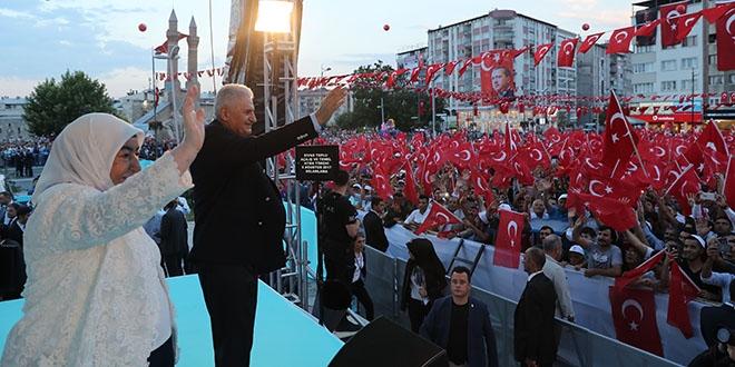 Sivas'a ikinci üniversite müjdesi