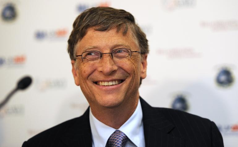 Bill Gates Beijing Üniversitesi'nde Konuştu