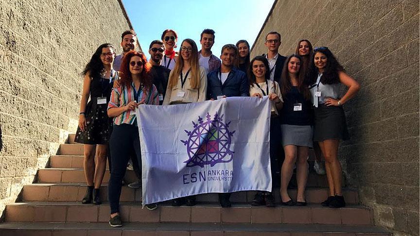 Ankara Üniversitesi'ne Avrupa'dan 2 ödül birden
