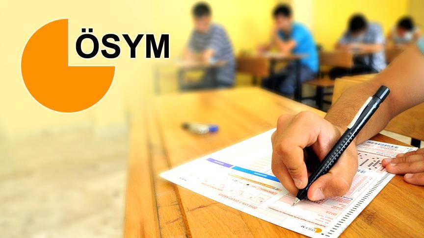 ÖSYM, 'İSG' adaylarını sınav saati için uyardı!