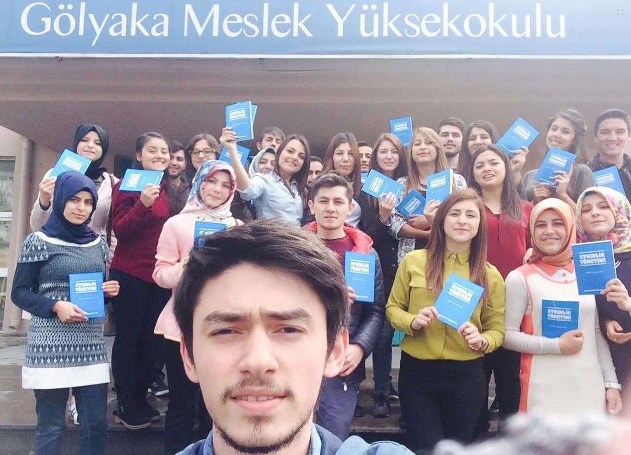 Düzce Üniversitesi Öğrencilerinden Türkiye'de Bir İlk