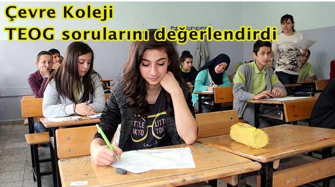 Türkçe ve matematikte sınavın zorluk derecesi artmıştı, din yorum ağırlıklıydı