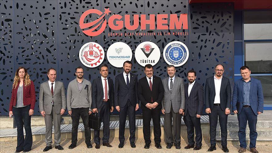 Türkiye'nin uzay temalı ilk eğitim merkezi açılışa hazırlanıyor