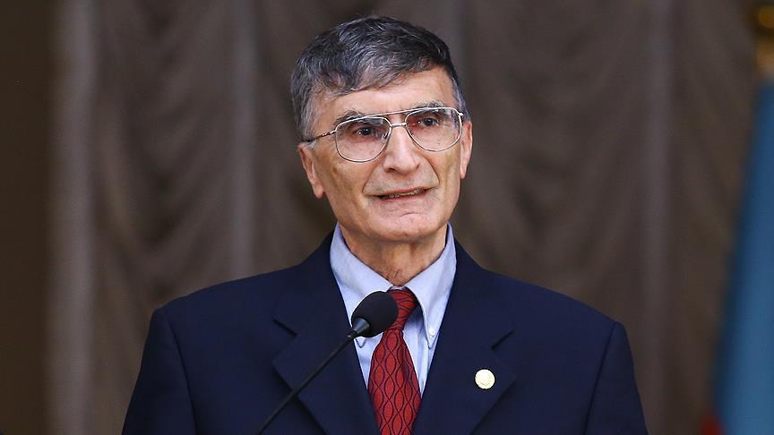 Nobel ödüllü Prof. Dr. Sancar: Politika ile uğraşmayın, ilim yapın ve çok çalışın