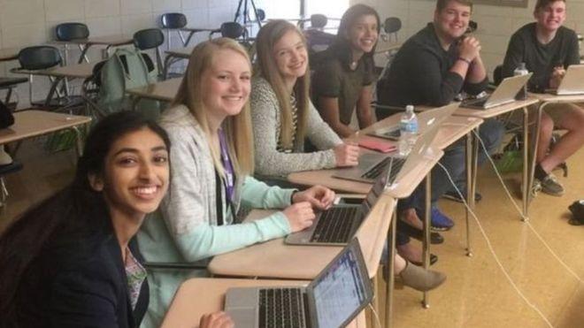 Liseli gazetecilerin araştırması okul müdiresini istifaya zorladı