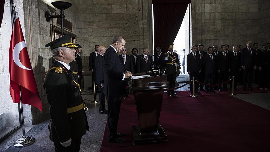 Cumhurbaşkanı Erdoğan: Milletimizin iradesi en büyük güven kaynağımızdır