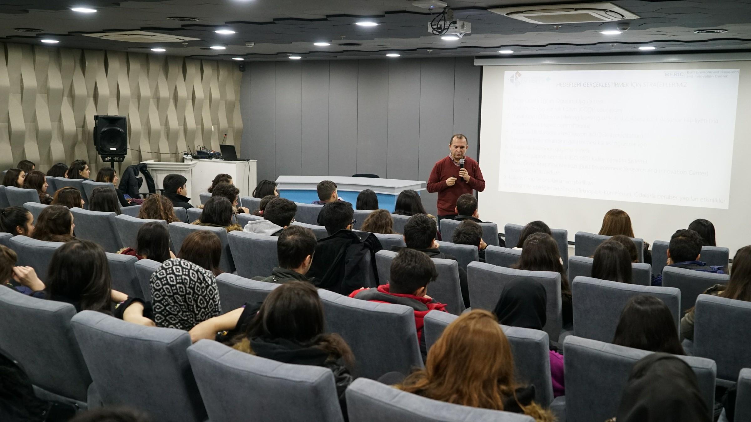 Lise Öğrencilerinin Üniversite Provası