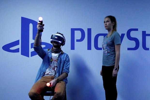 Fuarın yıldızı sanal gerçeklik cihazları