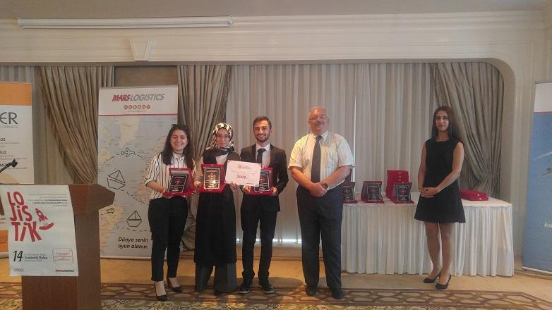 14. Üniversitelerarası Lojistik Vaka Yarışması sonuçlandı