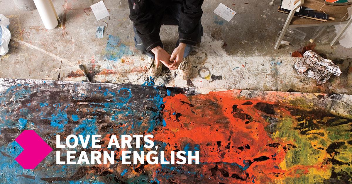 The English Channel: İngilizceyi Sanatla Öğrenin