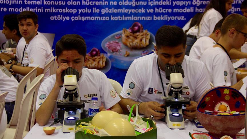 'THY Science Expo' 2 Mayıs'ta başlayacak