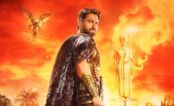 Mısır Tanrıları İzle