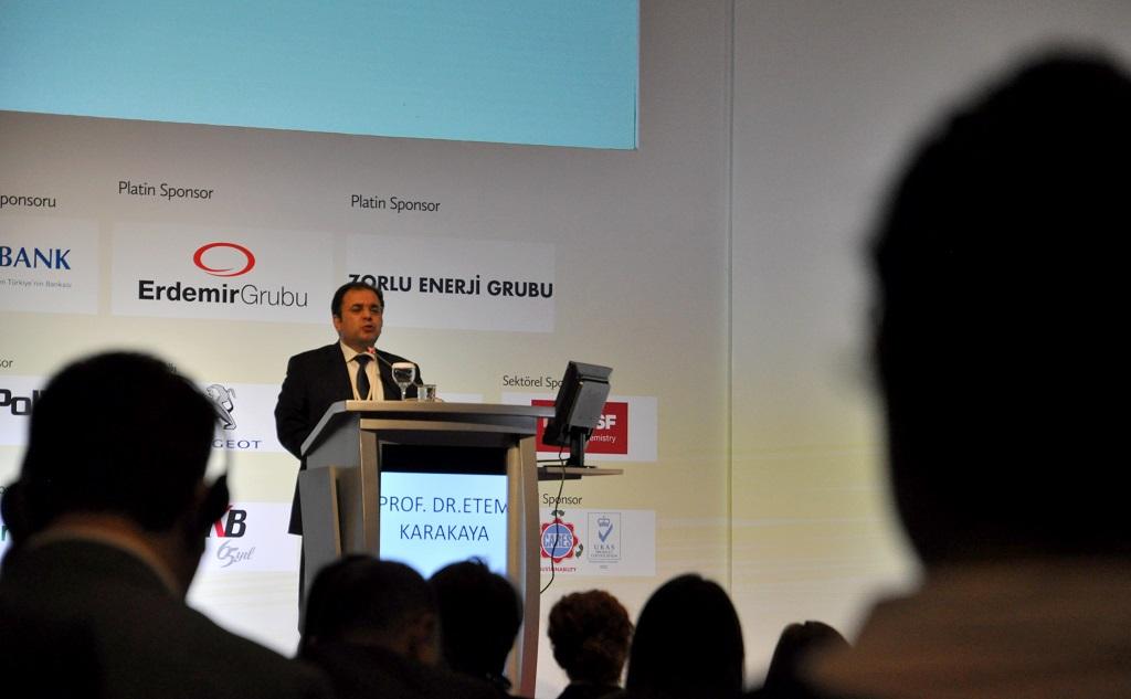 II. İstanbul Karbon Zirvesi Başladı