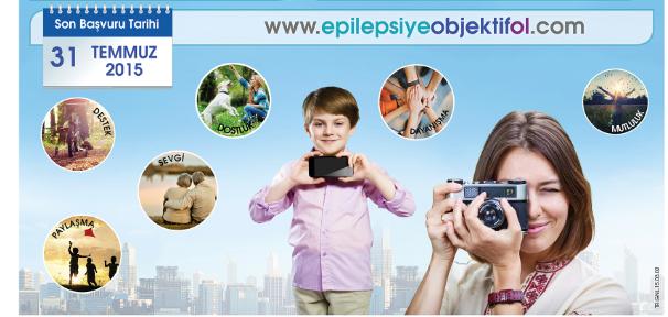 """""""Epilepsiye Objektif Ol"""""""