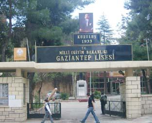 Gaziantep Liseleri 2013 TEOG Taban Puanları