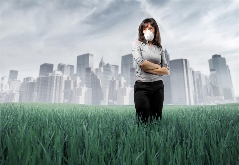 Hava kirliliği depresyona yol açıyor
