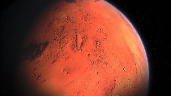 """""""Mars'ın uyduları Phobos ve Deimos muhtemelen bir zamanlar tek bir cisimdi"""""""