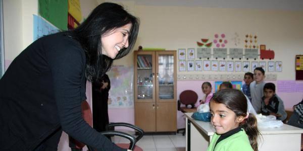 Çocuklardan En Güzel Öğretmenler Günü Hediyesi