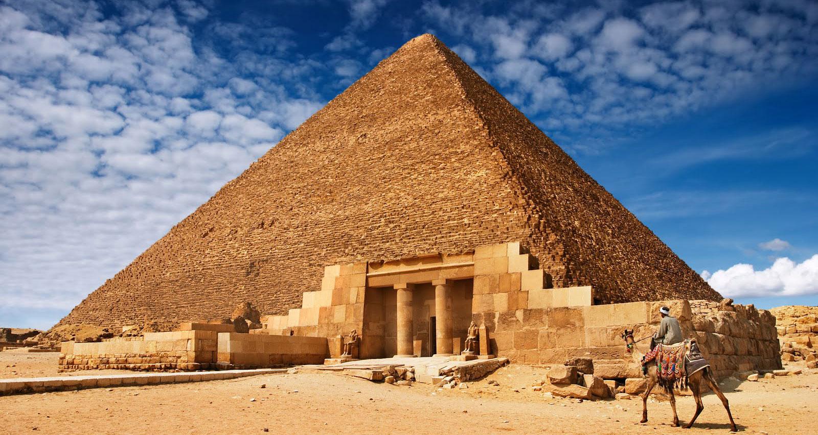 Mısır Piramitlerinin Gizemini Çözen İnanılmaz ipucu