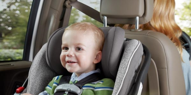 'Bebekler bu koltukta daha güvenli seyahat edecek'