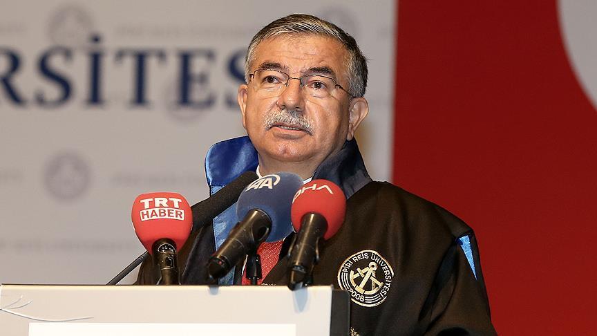 İstanbul Piri Reis Üniversitesi'nden İsmet Yılmaz açıklaması