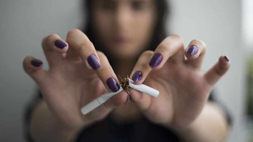 'Sigara içenlerin yüzde 44,9'u bırakmayı denedi'