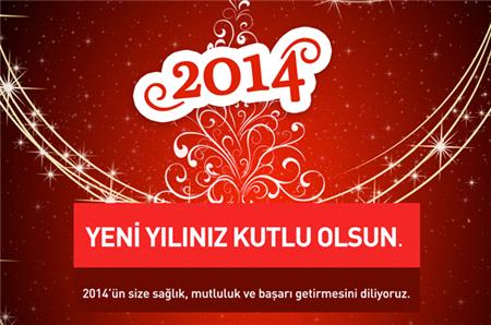 2014 Yeni Yıl Mesajları