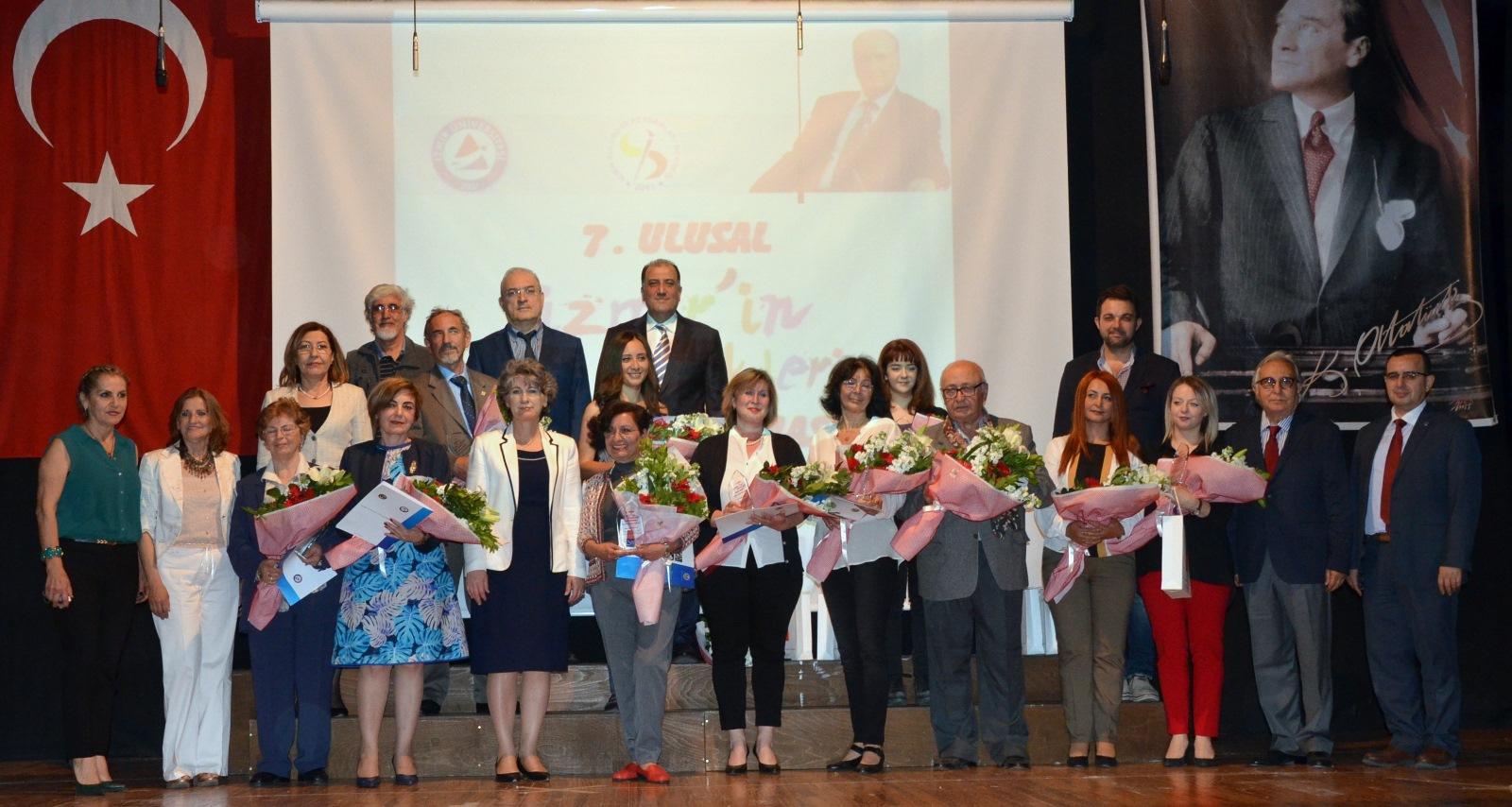 İzmir'in Renkleri ödülleriyle buluştu