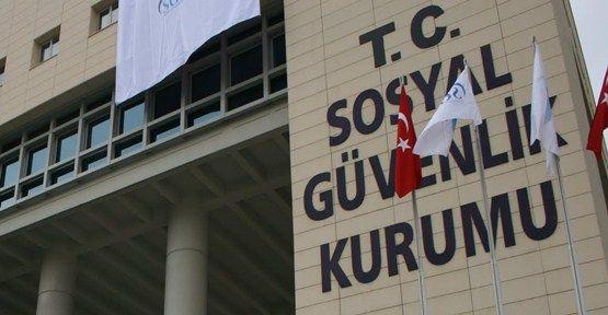 'SGK Okul Aile Birliklerine Ceza Kesemez'