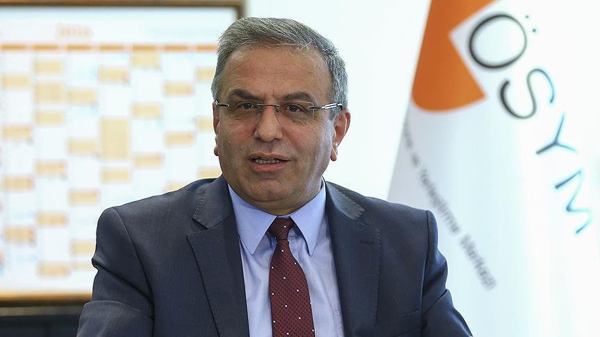 ÖSYM Başkanı Demir: Bir kelimelik cevaplar öngörüyoruz