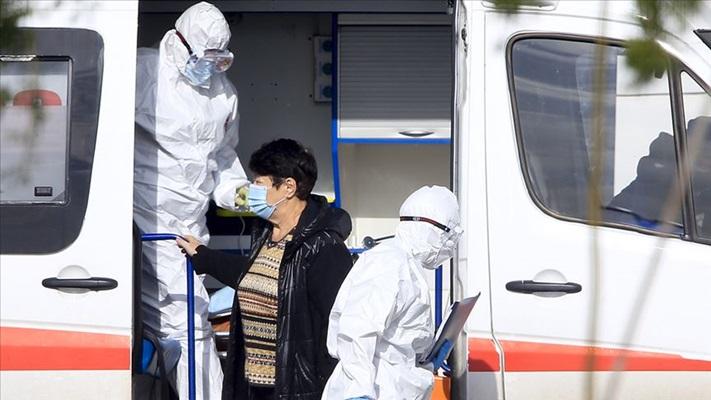 Kovid-19 tespit edilen kişi sayısı 36 milyon 754 bini aştı