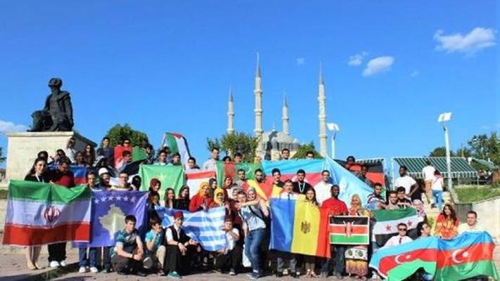 Trakya Üniversitesi, yabancı öğrenci sıralamasında ikinciliğe yükseldi