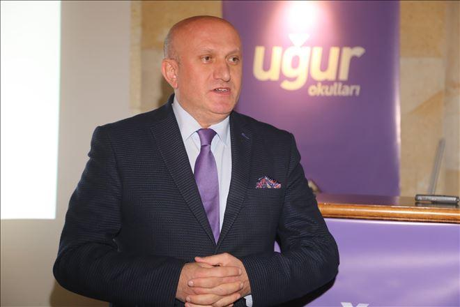 Uğur Okullarının Genel Müdürlüğüne Nevzat Kulaberoğlu atandı