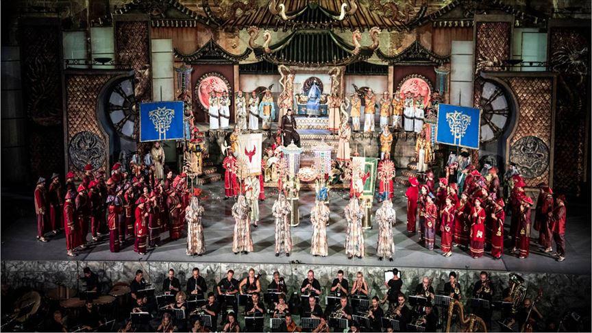'Yunus Emre Oratoryosu' yarın Zorlu PSM'de sahnelenecek