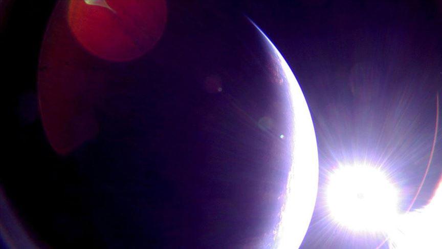 'Uzay yelkenlisi' LightSail 2, Dünya'ya ilk fotoğrafları gönderdi