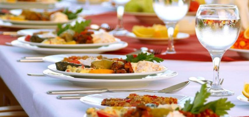 Sıcaklar artıyor Ramazan geliyor beslenmeye dikkat