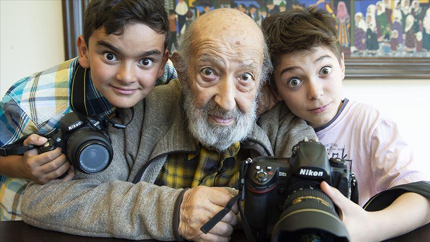 'Ara Güler fotoğrafın Messisi gibi'